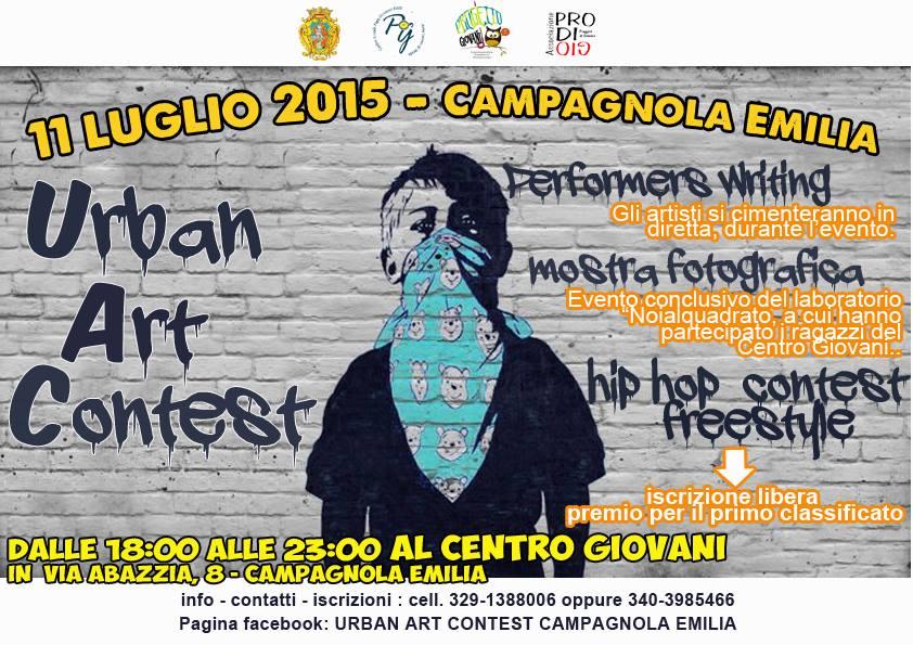 street art campagnola